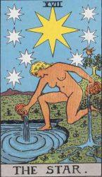 Таро Звезда —значение карты
