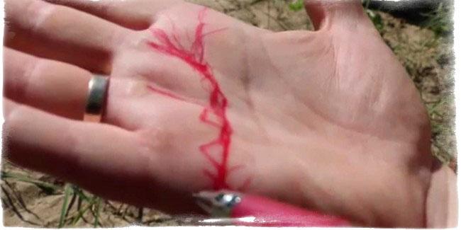 Изменение линий на руке в коррекционной хиромантии