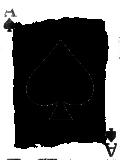 Общее обозначение игральных карт при гадании - пики