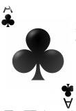 Общее обозначение игральных карт при гадании - крести