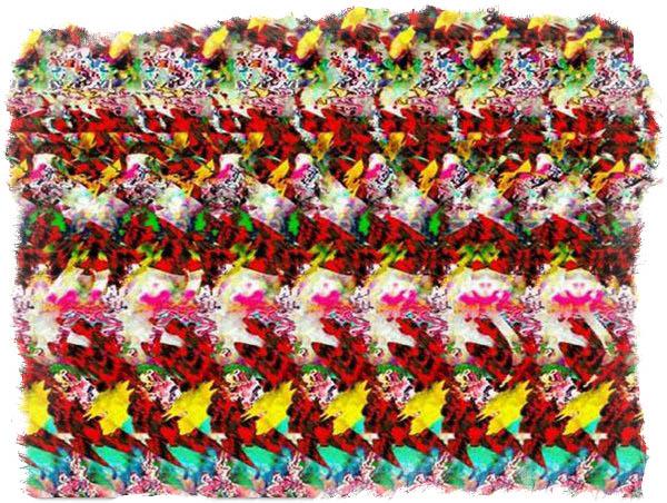 картинки трехмерного изображения третий глаз - Комнатный цветок