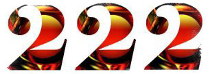 Тройные числа в нумерологии - значение числа 222