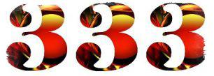 Тройные числа в нумерологии - значение числа 333