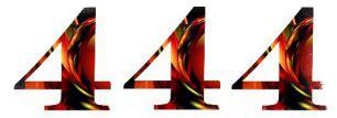 Тройные числа в нумерологии - значение числа 444