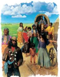 Цыганское Таро — легенды кочевого народа