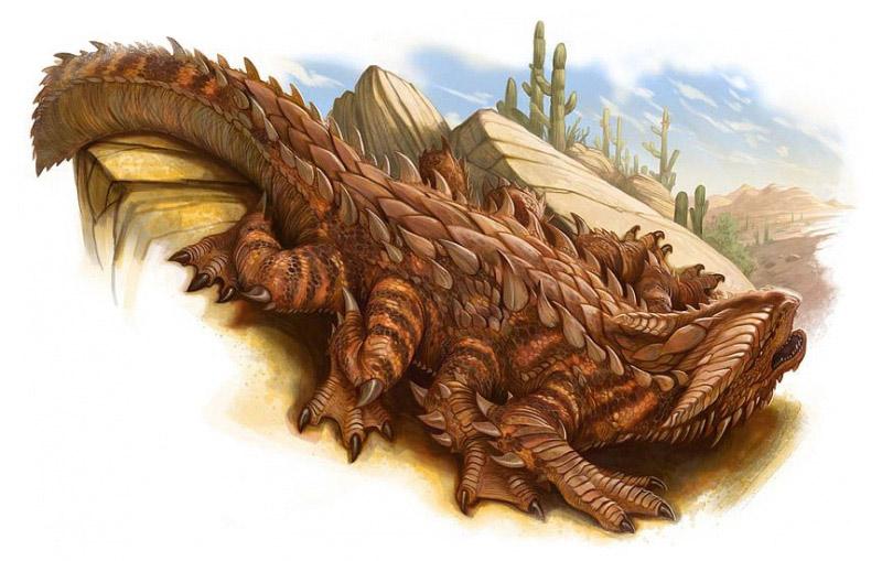 Дракон василиск - античные представления о драконе Василиске