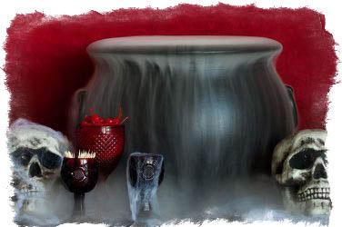 ведьминский котел