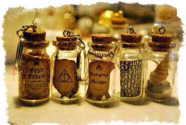 ведьмины атрибуты - Ведьмина бутылка