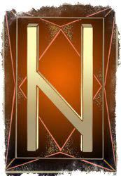 Руна Хагалаз в магии — символ порчи и уничтожения