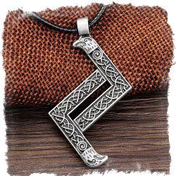 Руна Йера в магической традиции и оберегах