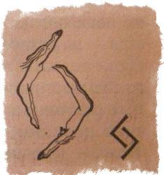 Руна Йера в сочетании с другими рунами