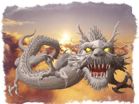 японские драконы и их имена