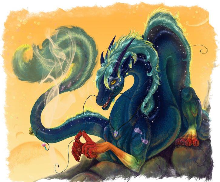 имена японских драконов - Дракон Рю Во