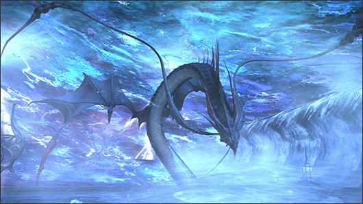 дракон в японской мифологии - Ватацуми но ками