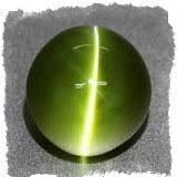 Ювелирные камни талисманы - Кошачий глаз