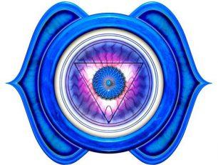 чакра третьего глаза - Аджна-чакра