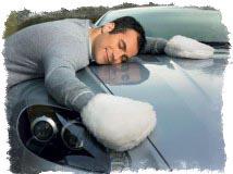 Очищение для быстрой продажи машины