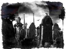Обряд на кладбище