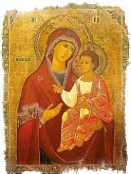 молитва Божьей Матери