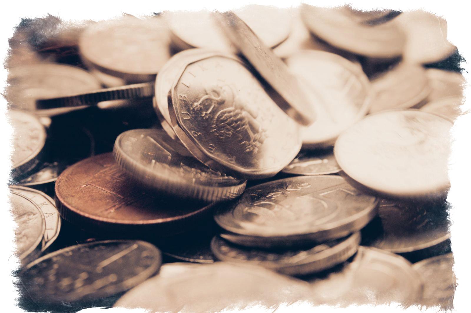Молитвына деньги в четверг на монету