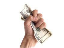 """Заговор на торговлю - """"денежная рука"""""""