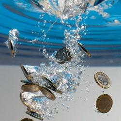 Заговоры на воду на деньги