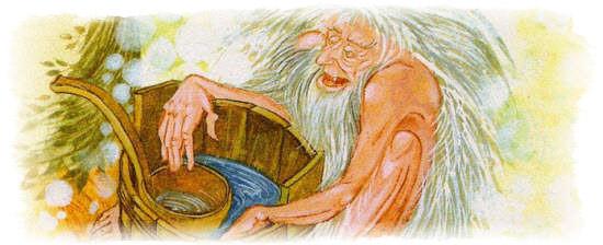 дух банник - заговоры в бане