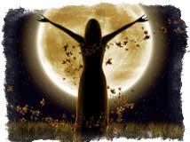 Заговоры для очищения на убывающую луну
