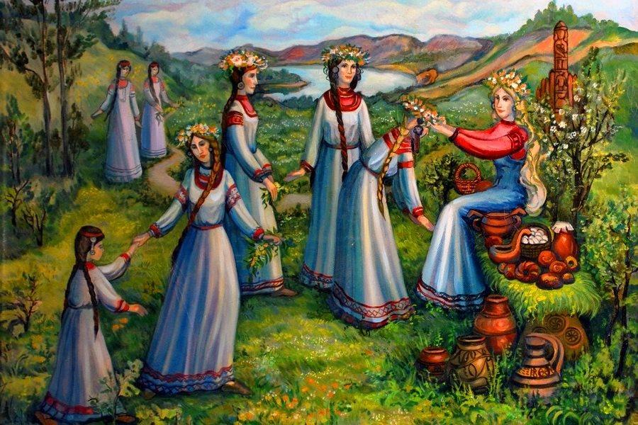 Зеленые Святки, Семик - значение славянского праздника
