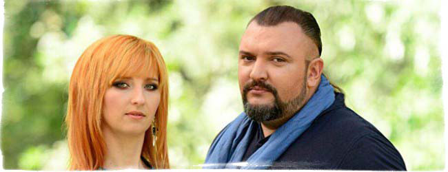 Жанна Шулакова и супруг Сергей Колесниченко