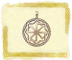 Звезда Лады Богородицы - правила ношения и изготовления